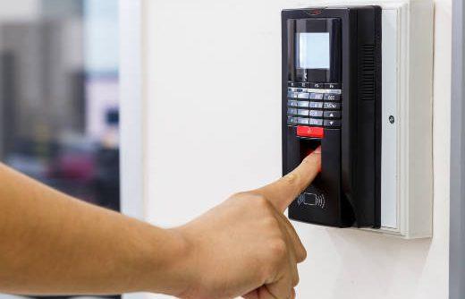 Purchasing fingerprint attendance system